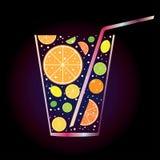 Citrus Juice Stock Image
