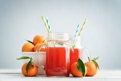 Citrus juice Stock Photos