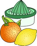 Citrus Juicer Royalty Free Stock Image