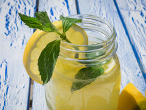 Citrus lemonade Royalty Free Stock Photo
