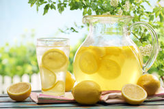 Citrus lemonade Royalty Free Stock Photo