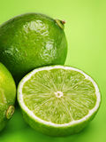 Citrus lime Royalty Free Stock Photos
