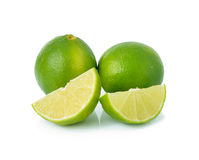 Citrus lime fruit Stock Image