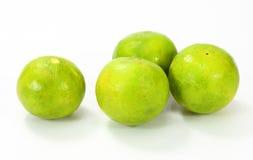 Citrus lime fruit Stock Photos