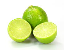 Citrus lime fruit Royalty Free Stock Photo