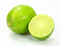 Citrus lime fruit Royalty Free Stock Images