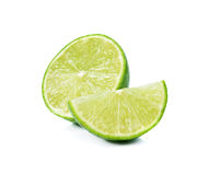 Citrus lime fruit Stock Photos