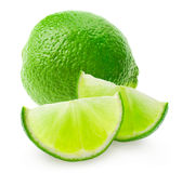 Citrus lime fruit Stock Photography