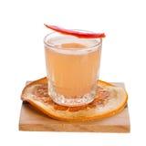 Citrus liqueur Stock Image