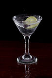 Citrus martini Royalty Free Stock Photography