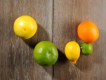 citrus ny frukt Royaltyfri Fotografi