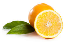 Citrus orange fruit Stock Photos