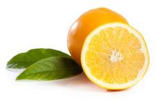 Citrus orange fruit Stock Photos
