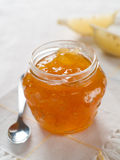 Citrus (orange)  jam Royalty Free Stock Photos