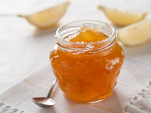 Citrus (orange)  jam Royalty Free Stock Photography