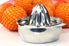 Citrus press Royalty Free Stock Photo