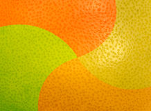 Citrus rind background Royalty Free Stock Photography