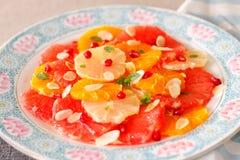 Citrus salad Royalty Free Stock Photos