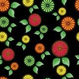Citrus Seamless Tile Stock Photos
