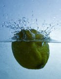 Citrus splash Stock Photo
