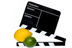 Citrus story Stock Images