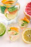 Citrus water Royalty Free Stock Image