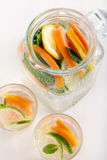 Citrus water Stock Photography