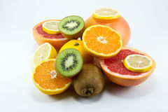 Citruses Royalty Free Stock Photo