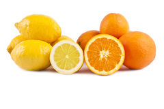 citrusfrukt Royaltyfri Foto