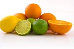 citrusfrukter Royaltyfria Bilder
