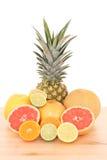 citrusfrukter Fotografering för Bildbyråer