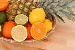 citrusfrukter royaltyfria foton