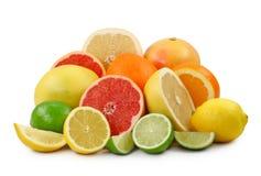 citrusfrukter Royaltyfri Fotografi