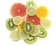 Citrusvrucht Royalty-vrije Stock Foto's