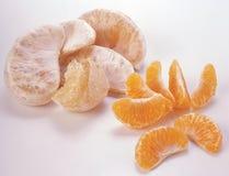 Citrusvrucht en pompelmoes Stock Afbeeldingen