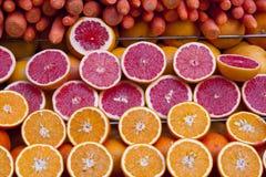 Citrusvruchten Stock Foto's