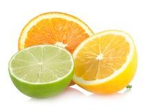 citrusvruchten Royalty-vrije Stock Fotografie