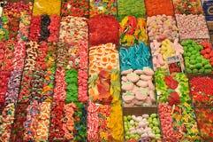 Citrusvruchten en kleuren stock afbeeldingen