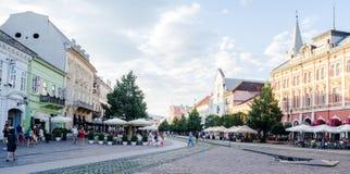 città Fotografie Stock