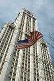 Città americana fotografia stock