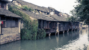 Città antica immagine stock