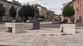 Città antica del >Pescolanciano, Isernia archivi video