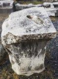 Città antica di Asclepeion in Pergamon Immagini Stock