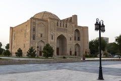 Città antica di Buchara nell'Uzbekistan Fotografie Stock Libere da Diritti