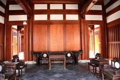 Città antica di Huizhou, l'Anhui, porcellana Fotografie Stock Libere da Diritti