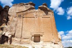 Città antica di Midas Fotografie Stock Libere da Diritti