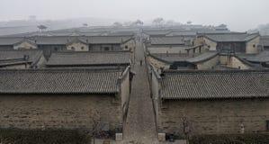 Città antica di Pingyao Immagini Stock