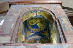 Città antica Mtskheta Immagini Stock