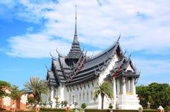 Città antica, Mueang Boran Fotografie Stock