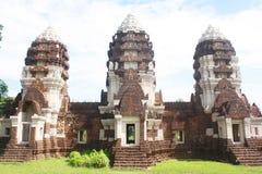 Città antica, Mueang Boran Fotografia Stock Libera da Diritti